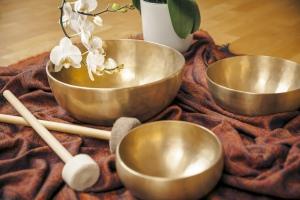 Singing Bowls Shutterstock